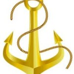 anchor-gold