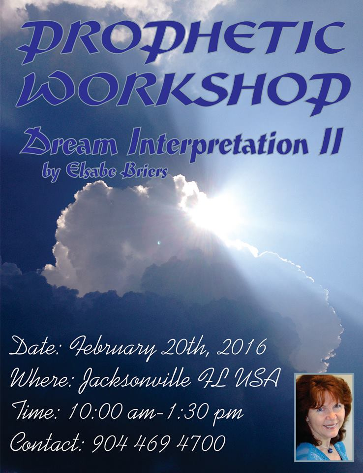 Prophetic Workshop 3